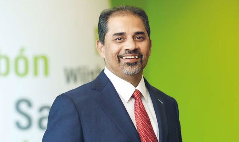 A. Shekhar. Executive Director and Group Chief Operating Officer, Olam