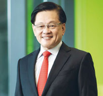 Mr Lim Ah Doo. Chairman and Non-Executive and Independent Director, Olam